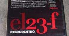 Película El 23-F desde dentro
