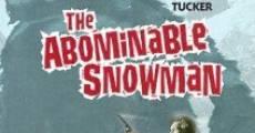 Il mostruoso uomo delle nevi