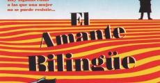 Película El amante bilingüe