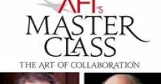 Filme completo AFI's Master Class: The Art of Collaboration - Steven Spielberg and John Williams