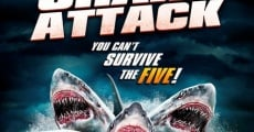 5 Headed Shark Attack streaming