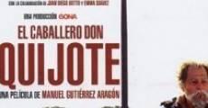 Filme completo El caballero Don Quijote