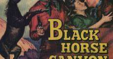 Black Horse Canyon film complet