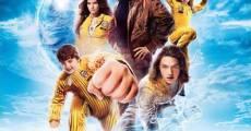 Película El capitán Zoom y los pequeños grandes héroes