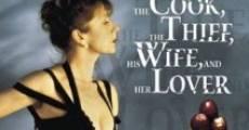Filme completo O Cozinheiro, o Ladrão, Sua Mulher e o Amante