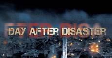 El día después del desastre