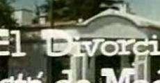 Película El divorcio está de moda