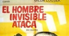 Película El hombre invisible ataca