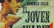 Película El joven Juárez