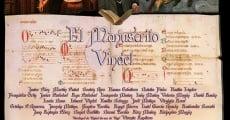 El manuscrito Vindel streaming