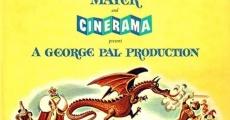 Película El maravilloso mundo de los hermanos Grimm