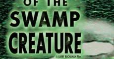 Ver película El monstruo del pantano