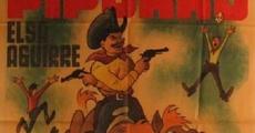 Película El pistolero desconocido