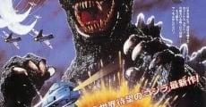 Película El regreso de Godzilla