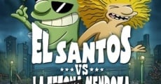 El Santos vs la Tetona Mendoza streaming