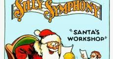 Ver película El taller de Santa Claus