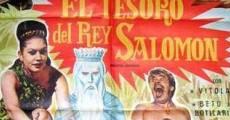 Película El tesoro del rey Salomón