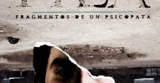 Película El Tila: Fragmentos de un psicópata