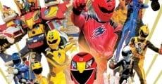 Película Engine Sentai Go-onger vs. Gekiranger