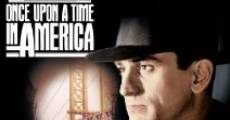 Once Upon a Time in America (1984) stream