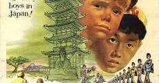 Verschollen in Japan