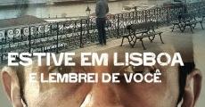 Película Estive em Lisboa e Lembrei de Você