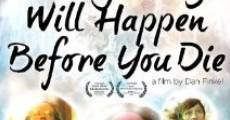 Filme completo Everything Will Happen Before You Die