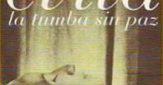 Película Evita, la tumba sin paz