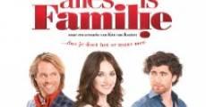 Filme completo Alles is familie