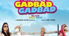 Película Fer Mamla Gadbad Gadbad
