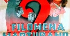 Filme completo Filomena Marturano