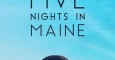 Filme completo Five Nights in Maine