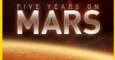 Five Years on Mars (2008) stream
