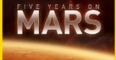 Película Five Years on Mars