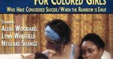 Filme completo American Playhouse: For Colored Girls Who Have Considered Suicide / When the Rainbow Is Enuf
