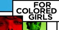 Filme completo Para Raparigas de Cor