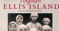 Película Forgotten Ellis Island