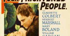 Four Frightened People (1934) stream