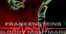 Película Frankenstein's Bloody Nightmare