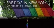 Filme completo Fünf Tage in New York - Gay Pride am Hudson
