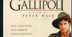 Filme completo Gallipoli