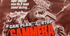 Ver película Gammera el Invencible