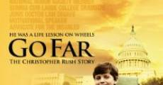 Película Go Far: The Christopher Rush Story