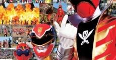 Película Gokaiger, Goseiger Super Sentai 199 Hero Great Battle