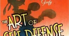 Goofy in The Art of Self Defense (1941) stream