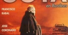 Filme completo Goya en Burdeos