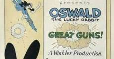Oswald the Lucky Rabbit: Great Guns! streaming