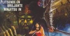 Película Guerrero ninja americano