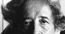 Ver película Hannah Arendt. Pensar apasionadamente