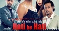Película Hati Ke Hati